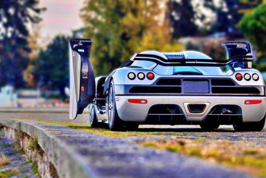 Car Wallpaper HD of Koenigsegg Trevita CCXR