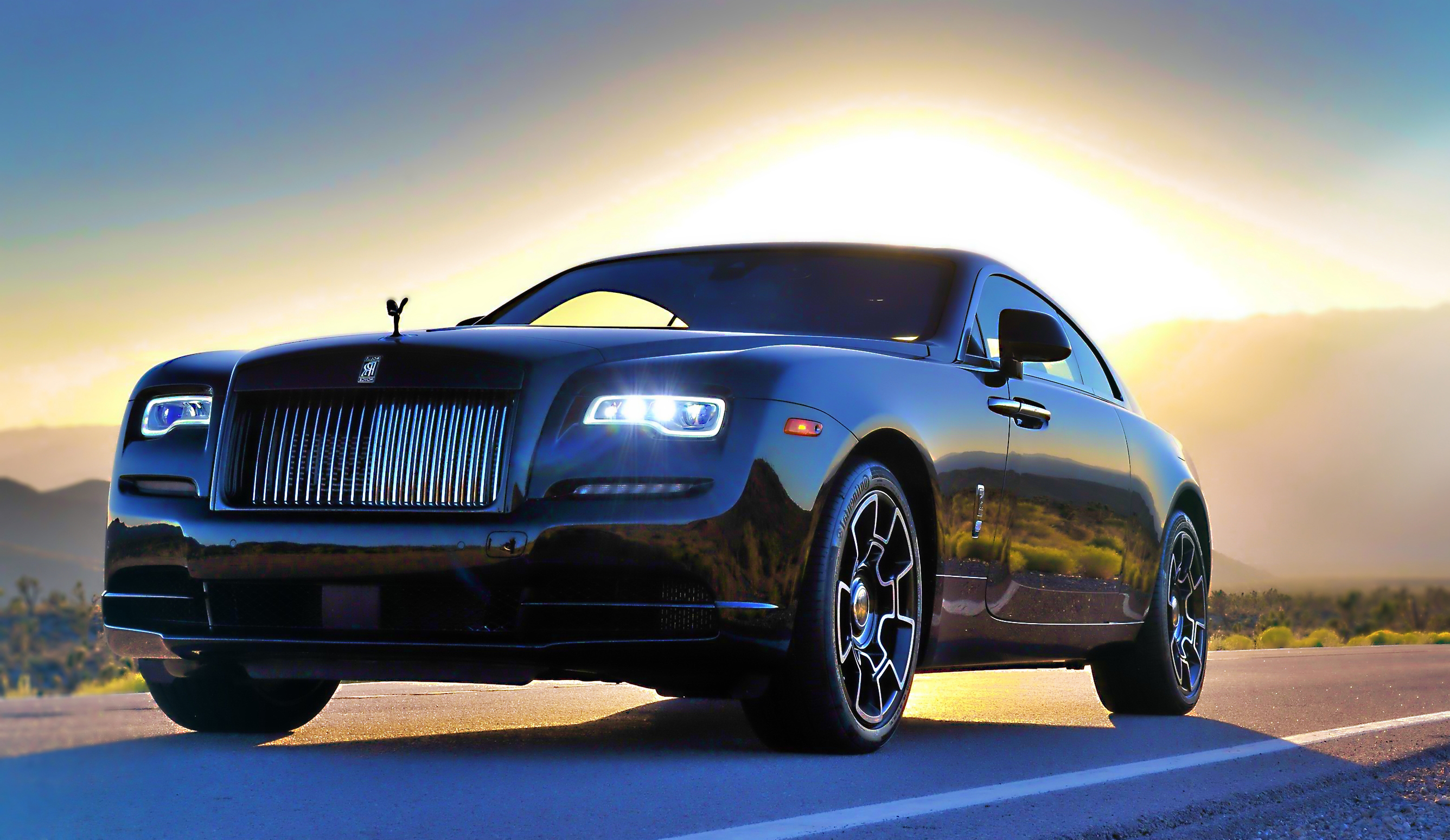 Rolls Royce Phantom High Quality Picture