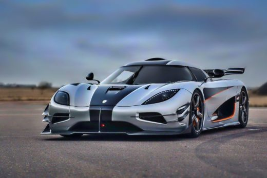car wallpaper of Koenigsegg CCXR