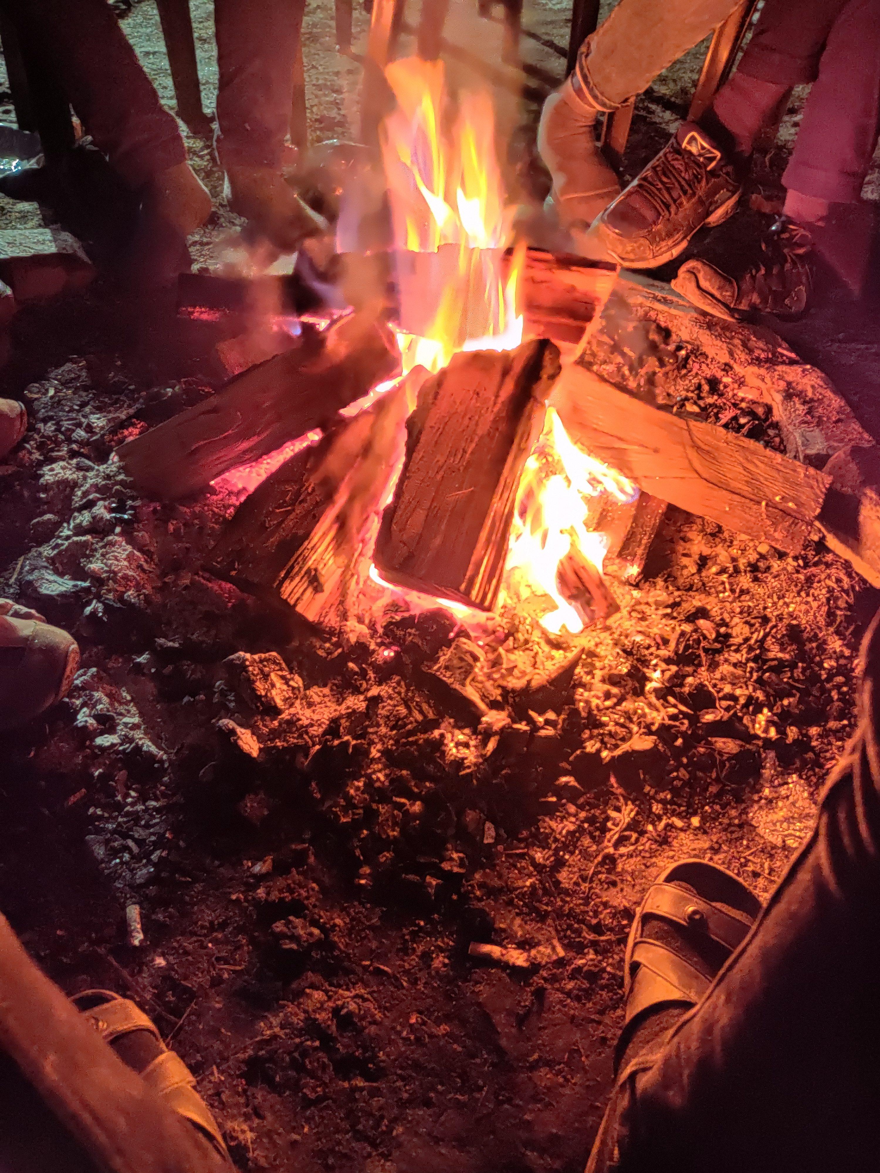 Campfire Image