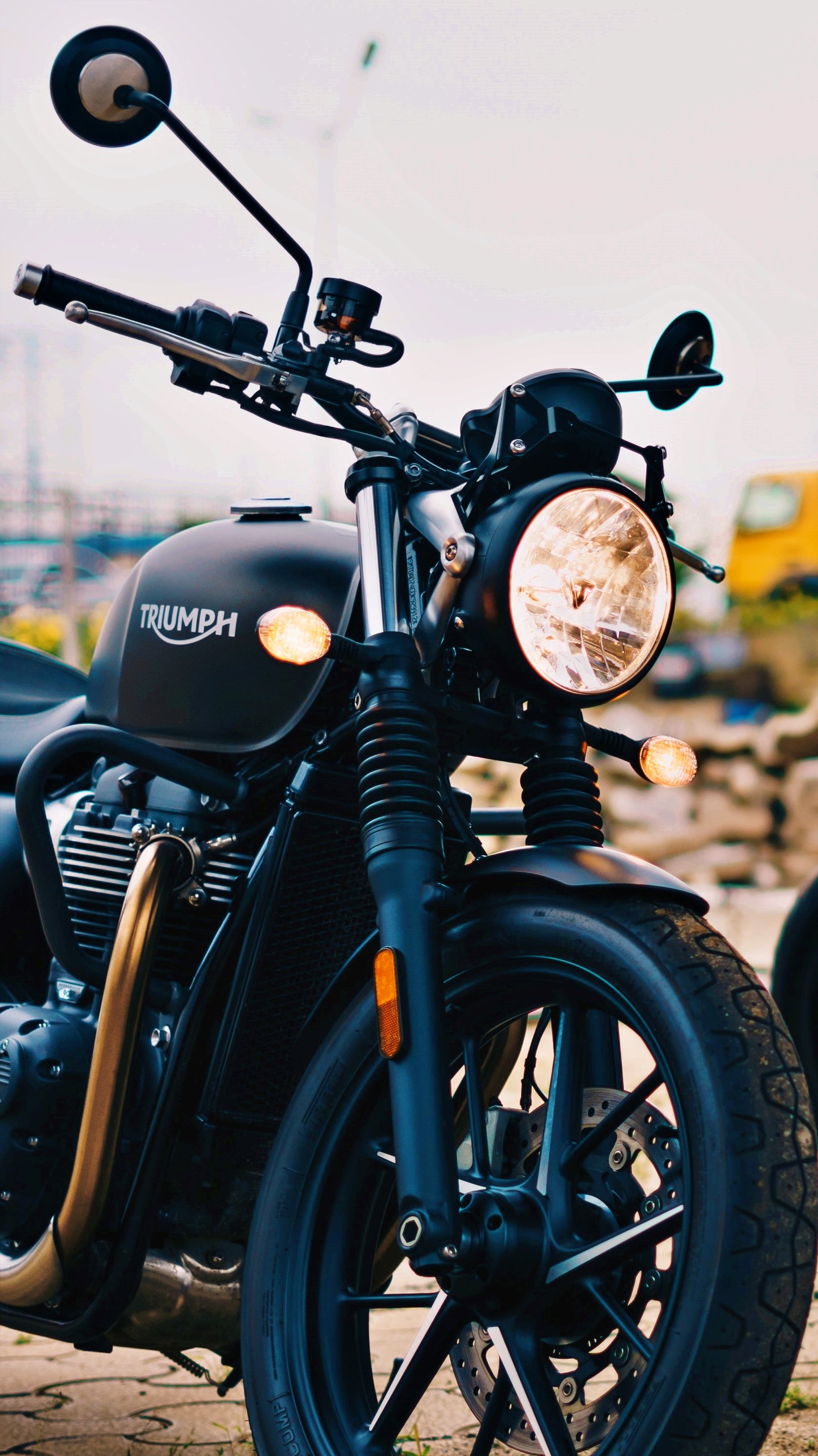 Triumph Street Twin  2020 Photos for android