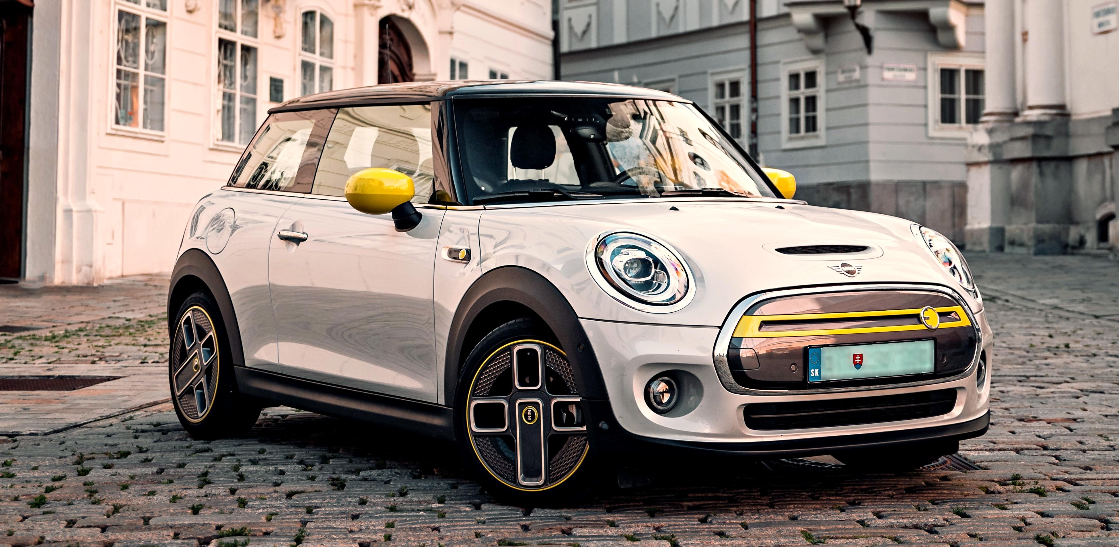 Mini Cooper World's Cutest Car